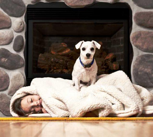 【お家でカンタン予防策!】冬を快適に過ごすには?