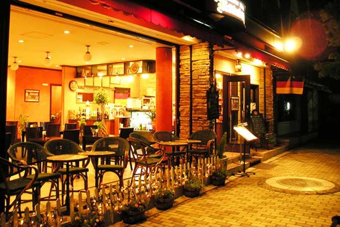 レストランカフェ キッツビュール