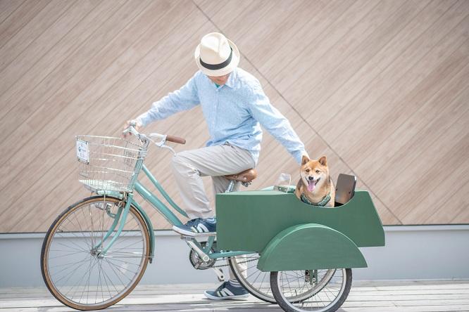 フォトスポット(自転車)
